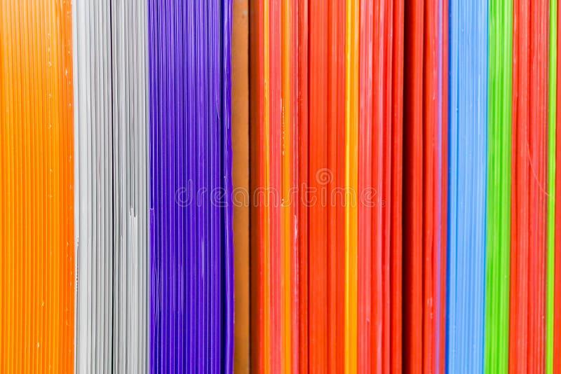 Гофрированная пластмасса стоковое фото rf