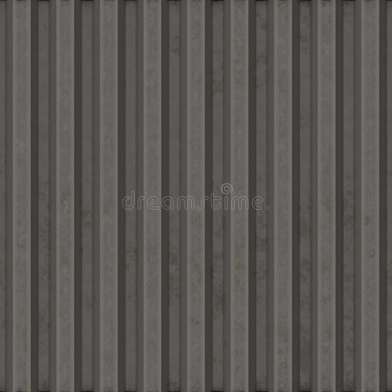 гофрированный металл бесплатная иллюстрация