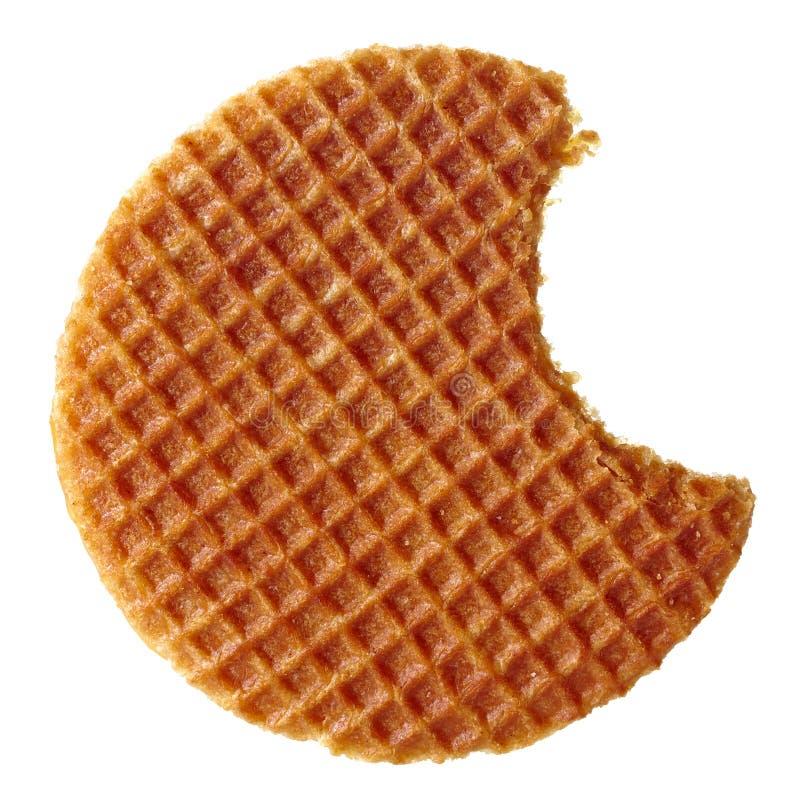 голландский waffle стоковое фото rf