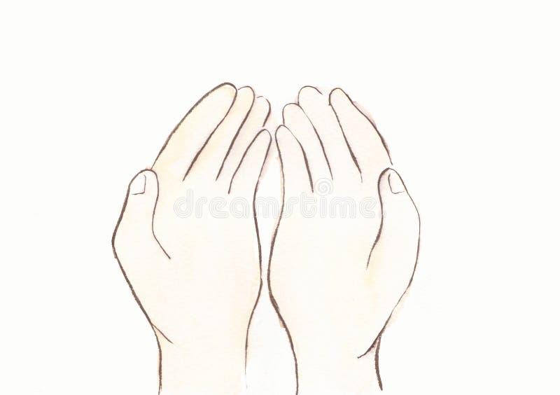 Голая рука 2 стоковые фотографии rf