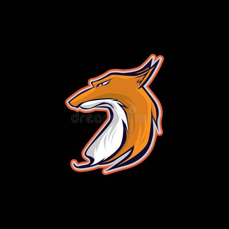 Голова Fox бесплатная иллюстрация