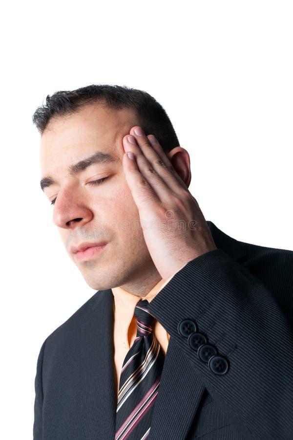 головная боль предпосылки черная изолировала луч мышц мужчины показывая каркасное усилие x стоковое фото rf