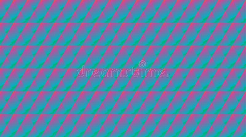 Голографическая предпосылка сетки диаманта бесплатная иллюстрация