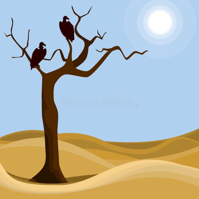 Голодные хищники бесплатная иллюстрация