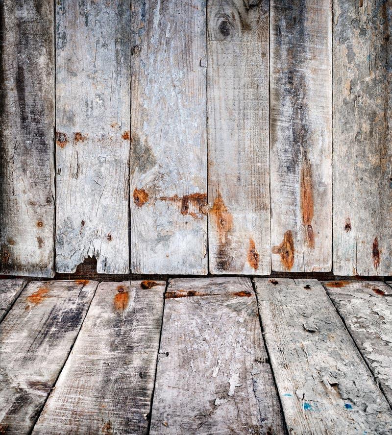 Год сбора винограда деревянный стоковая фотография rf