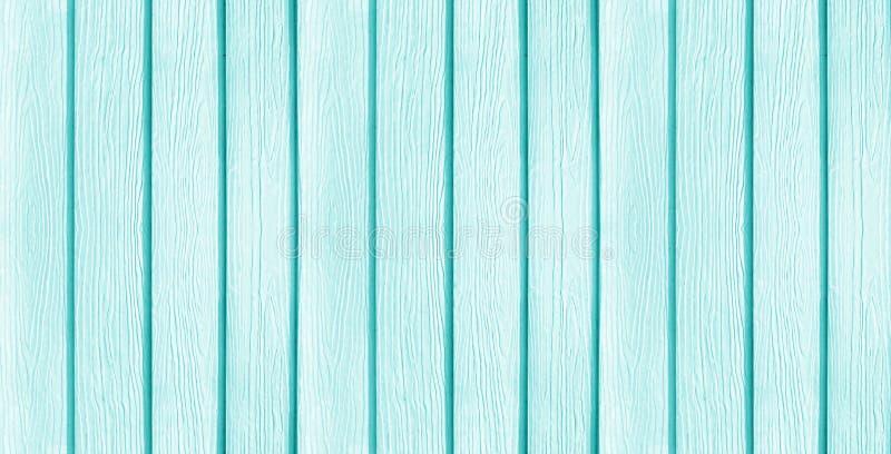 Голубая деревянная предпосылка знамени текстуры стоковое изображение rf