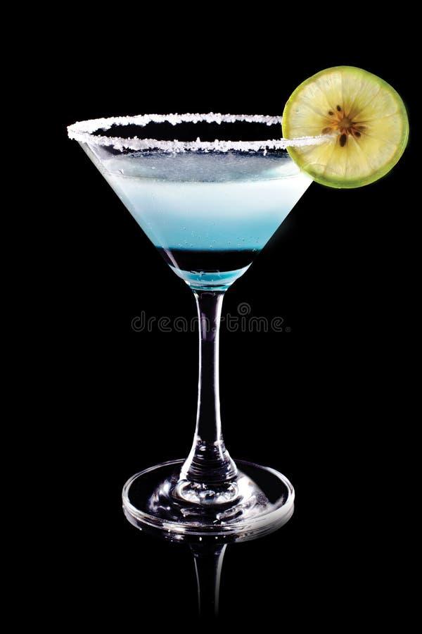 Голубая Маргарита стоковое фото rf