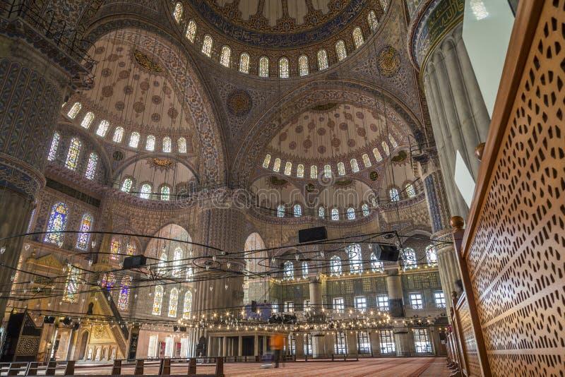 Голубая мечеть Стамбул Турция стоковые фотографии rf