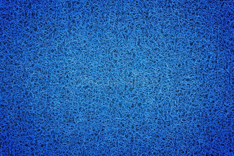 Голубая предпосылка ковра стоковое изображение