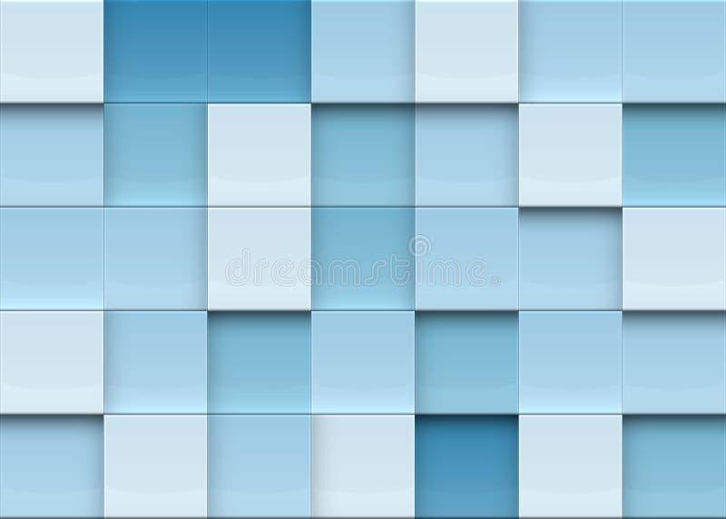 Голубая предпосылка бесплатная иллюстрация
