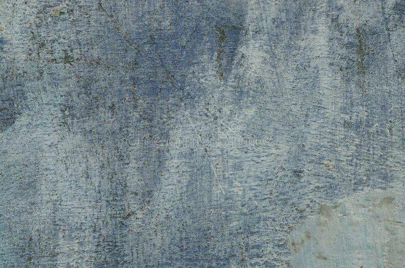Голубая текстура предпосылки гипсолита стены стоковое изображение