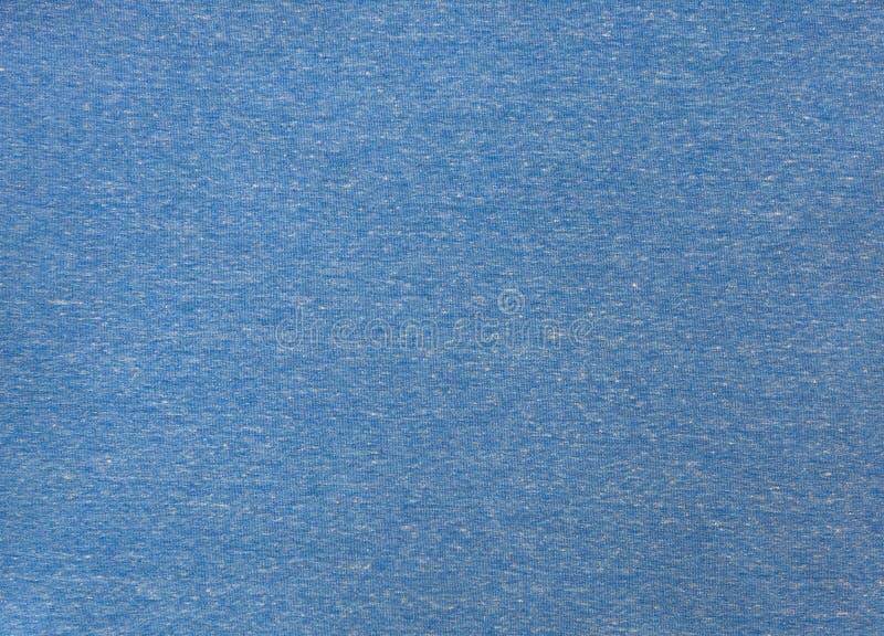 Голубая текстура ткани. стоковая фотография