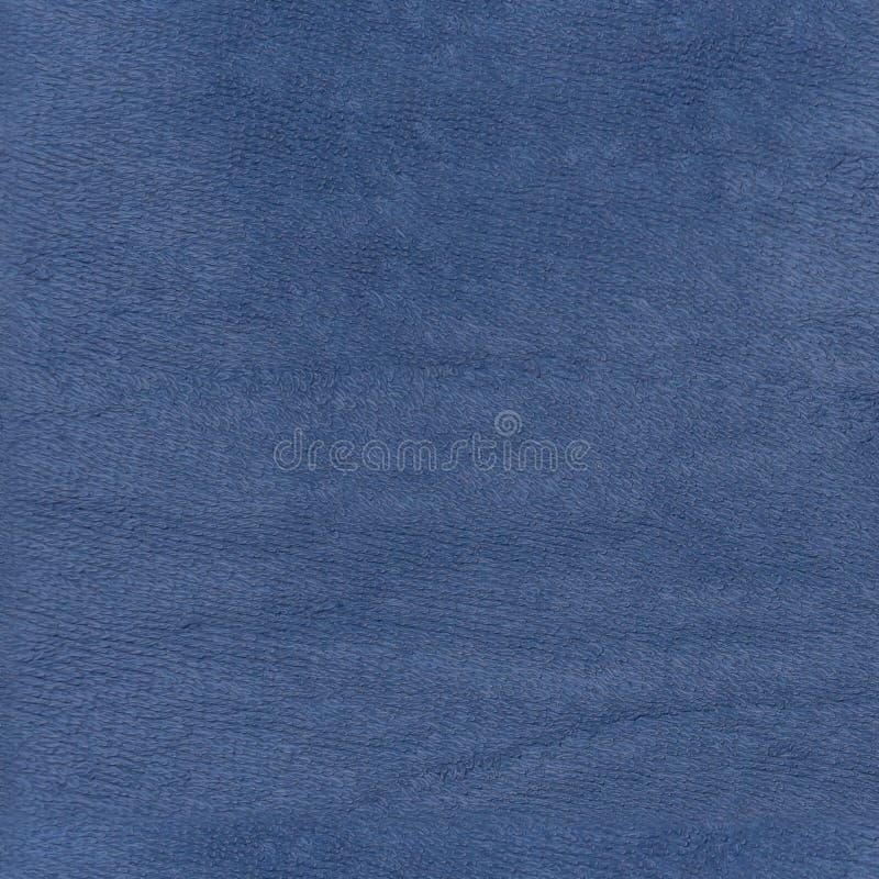 голубая текстура ткани стоковые изображения rf