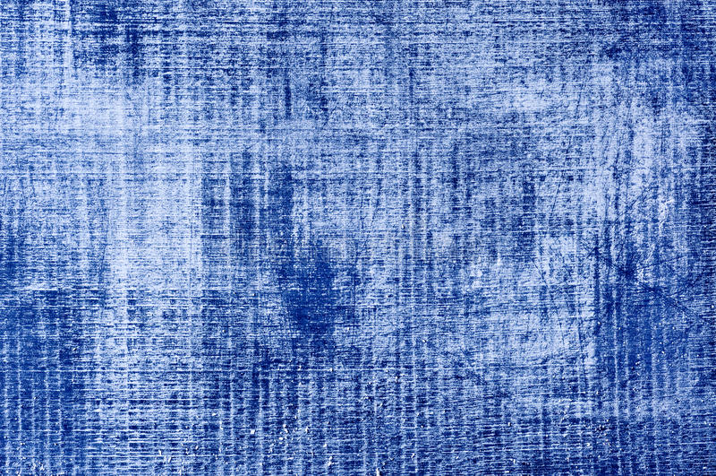 Голубая текстурированная предпосылка стоковое фото rf