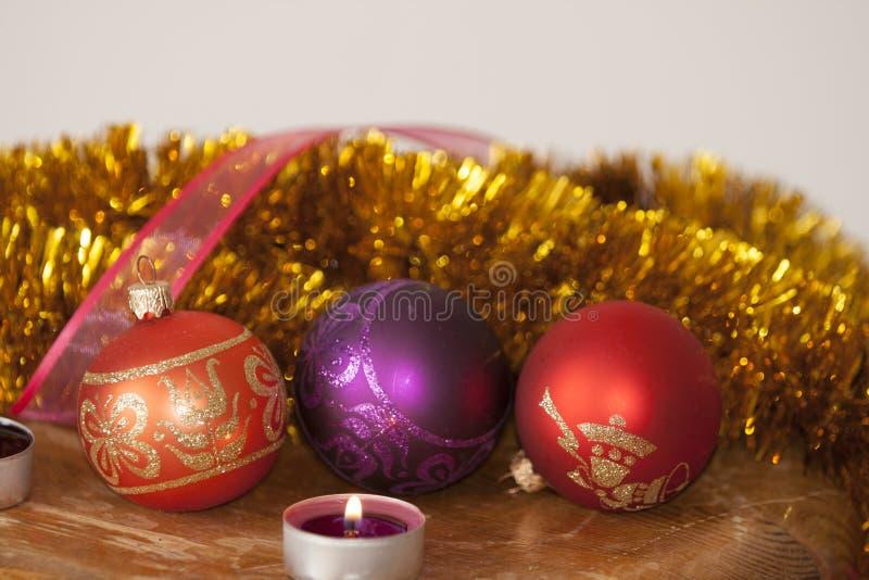 голубая тень орнамента иллюстрации цветка рождества стоковое изображение
