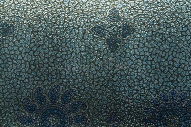голубые обои стоковое фото