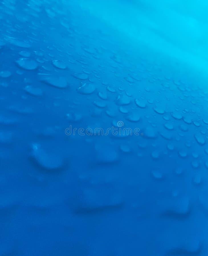 голубые пузыри стоковые изображения