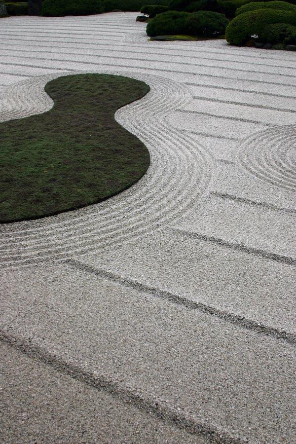 гравий 3 садов Стоковые Фотографии RF