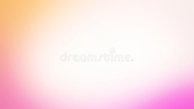 Градиент пастельного цвета, мягкой предпосылки цвета бесплатная иллюстрация