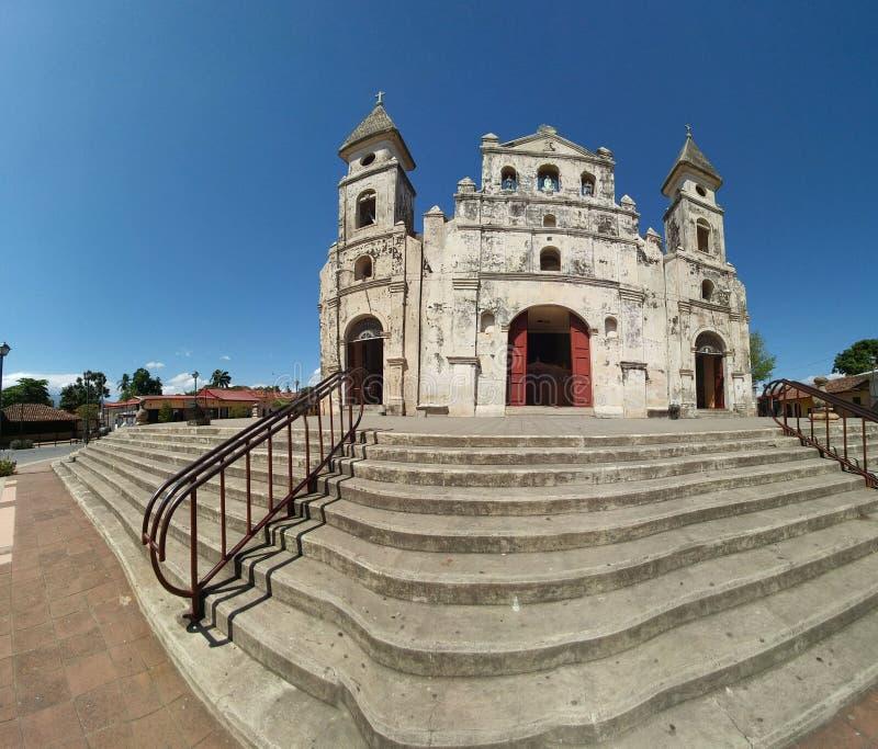 Гранада Никарагуа стоковое фото