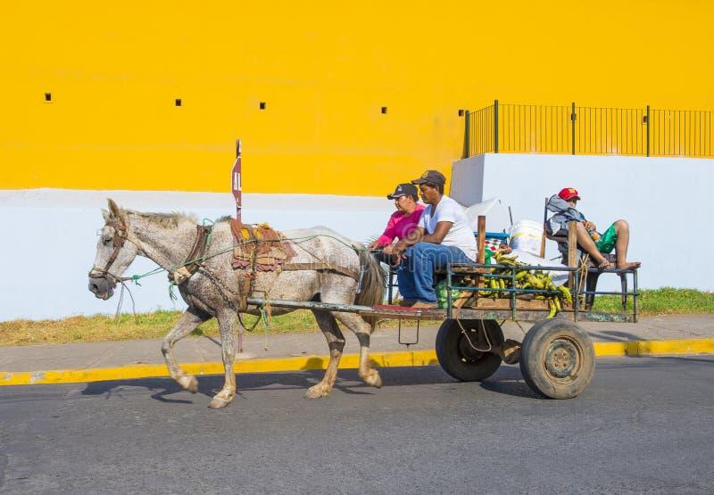 Гранада, Никарагуа стоковые фото