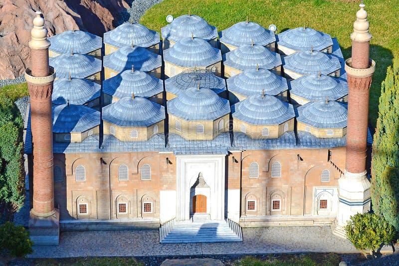 грандиозная мечеть стоковая фотография