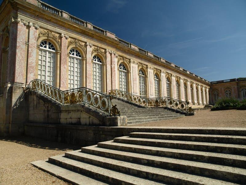 Грандиозное Trianon, Версал стоковая фотография