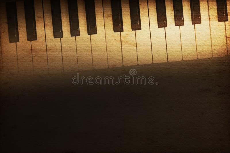 грандиозный рояль иллюстрация штока