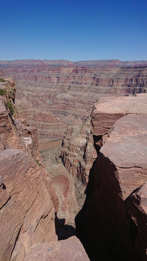 Гранд-каньон Лас-Вегас стоковая фотография rf