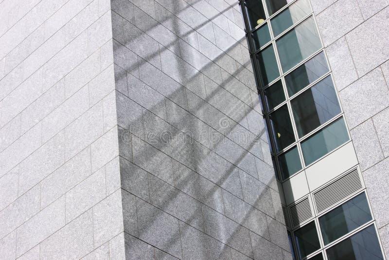 Гранит, стекло и сталь стоковое изображение rf
