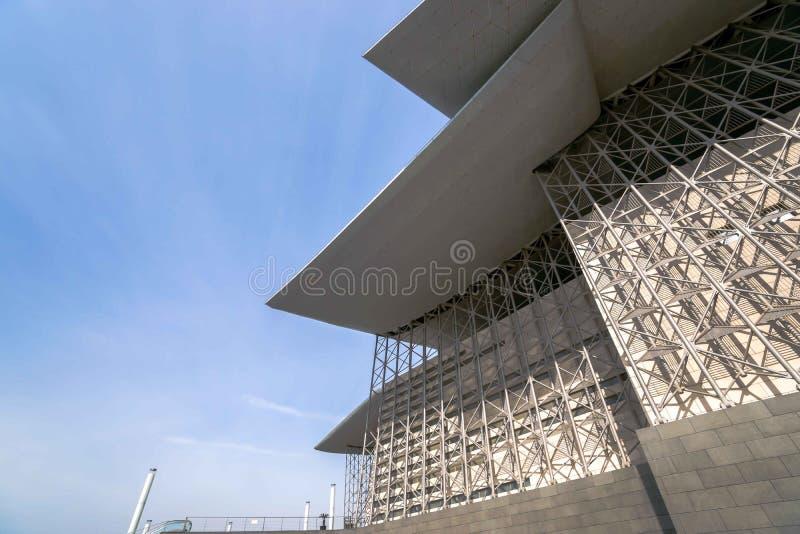 Грандиозный театр стоковые изображения rf