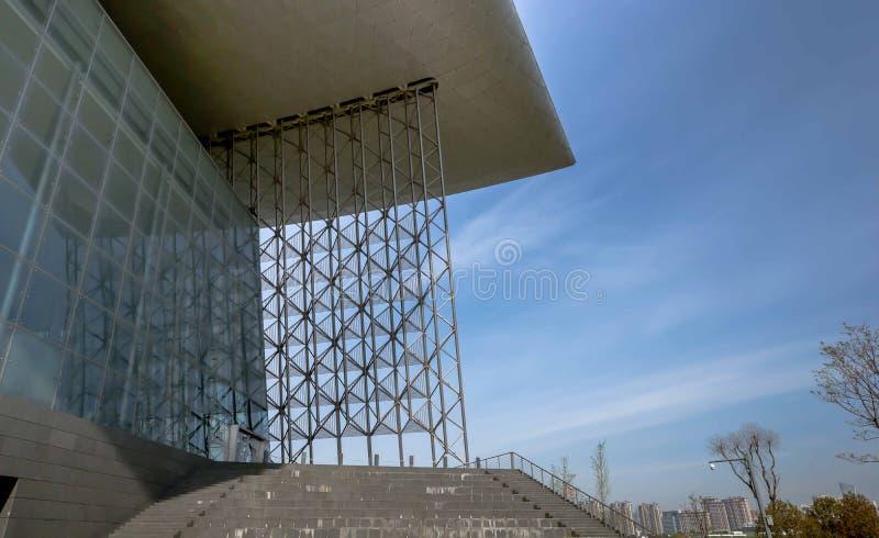 Грандиозный театр стоковое изображение
