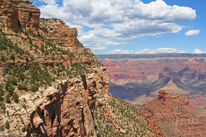 Download Гранд-каньон в лете стоковое фото. изображение насчитывающей colorado - 41652980