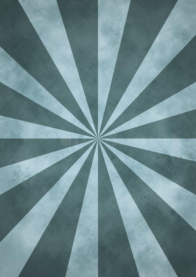 график взрыва предпосылки иллюстрация вектора