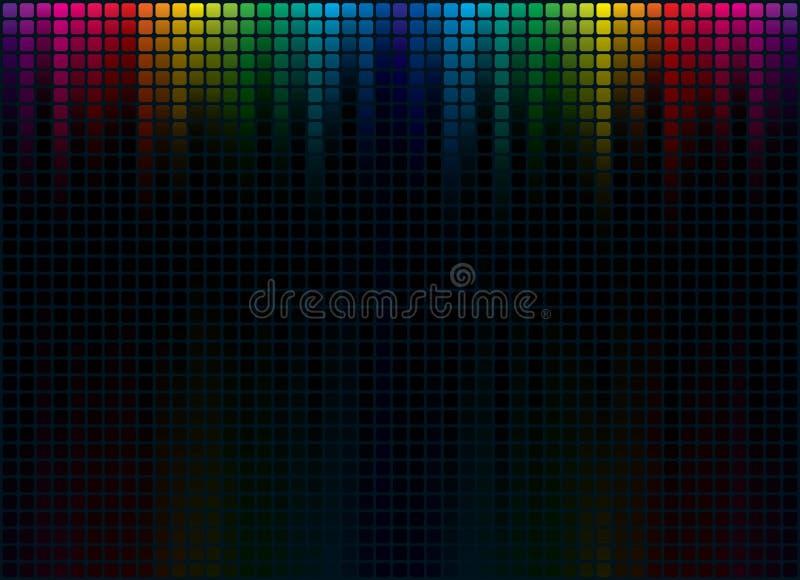 график выравнивателя дисплея бесплатная иллюстрация