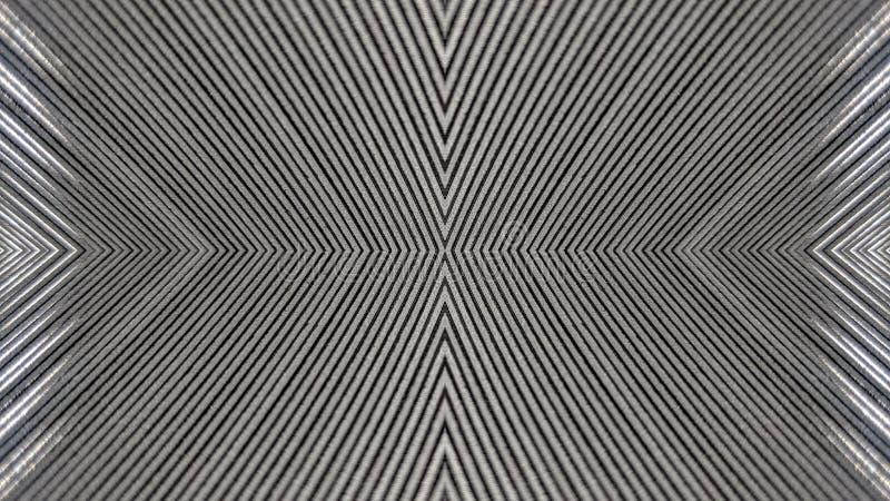 График дизайна диапазона металла современный бесплатная иллюстрация