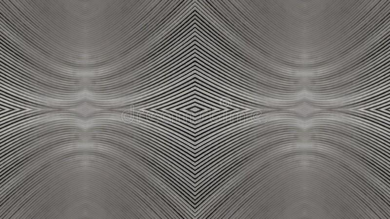 График дизайна диапазона металла современный иллюстрация вектора