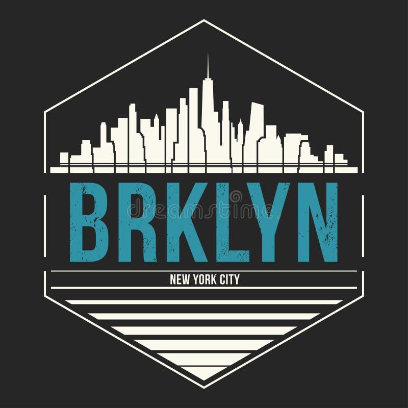 График Лос-Анджелеса, дизайн футболки, печать тройника, оформление иллюстрация вектора