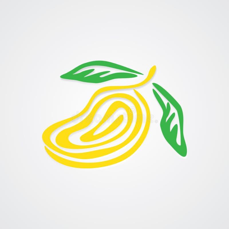 График манго иллюстрация штока
