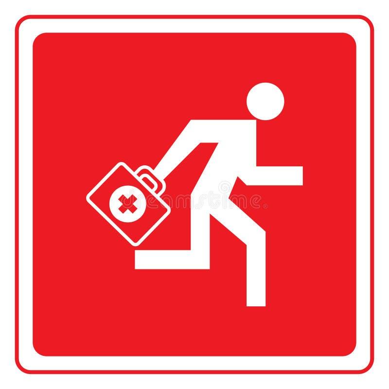 График скорой помощи бесплатная иллюстрация