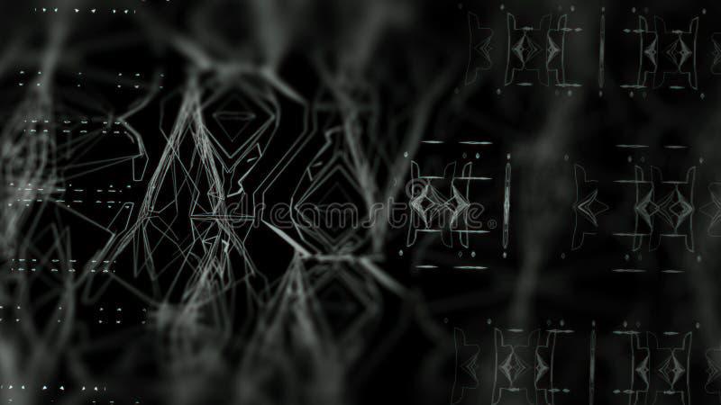 График чужеземца UI бесплатная иллюстрация
