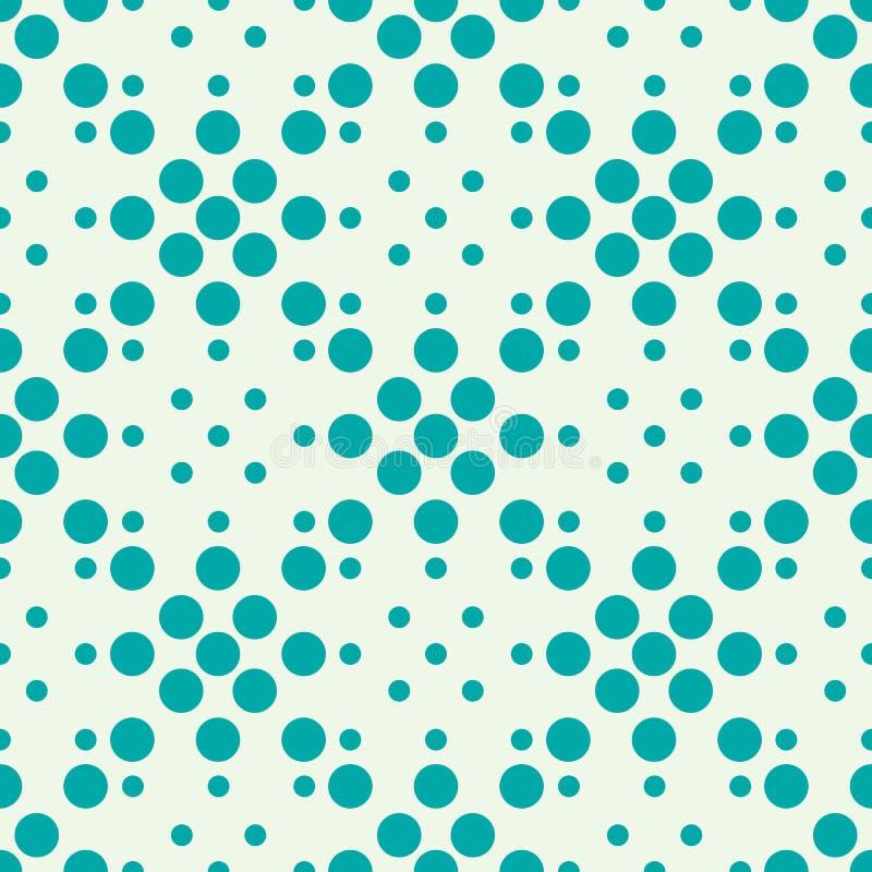 Графическая простая орнаментальная плитка, вектор повторила usi сделанное картиной иллюстрация штока