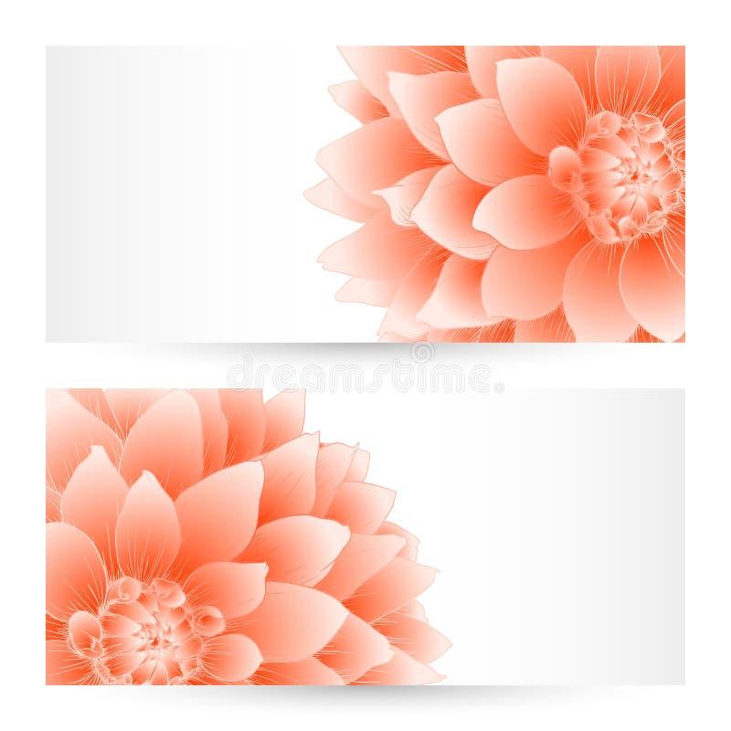 Графические дизайны цветков шаблонов вектора. иллюстрация вектора