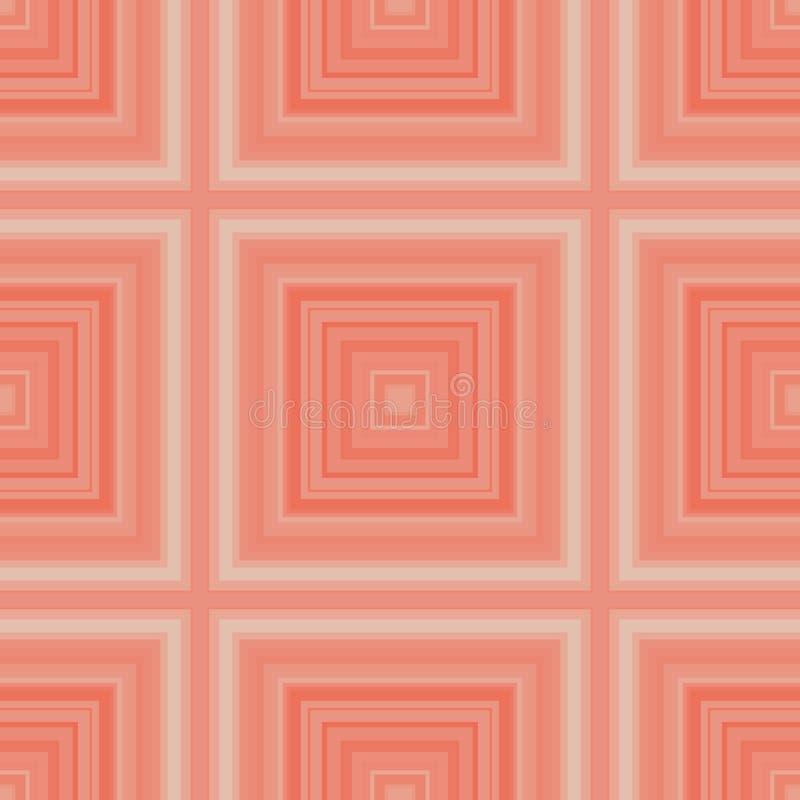 Графический вид решетки, цифровой квадрат геометрический дизайн бесплатная иллюстрация