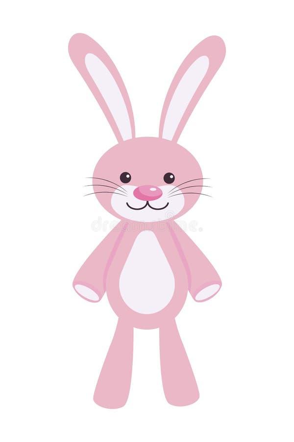 Значок зайчика игрушки бесплатная иллюстрация