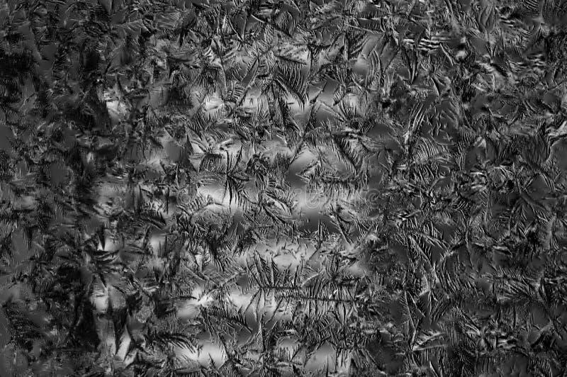 Графический фон Абстракция Лед на стекле Инфракрасный бесплатная иллюстрация