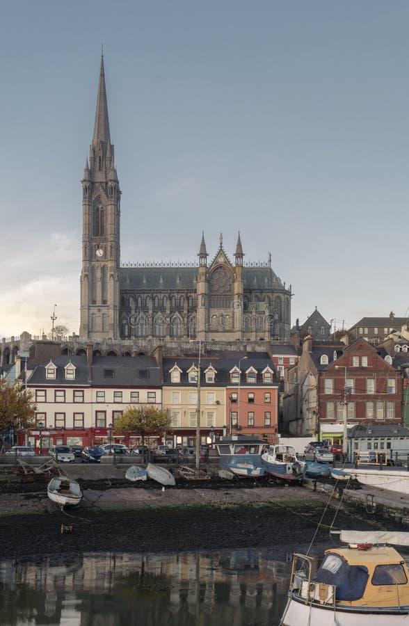 графство Ирландия пробочки cobh стоковая фотография