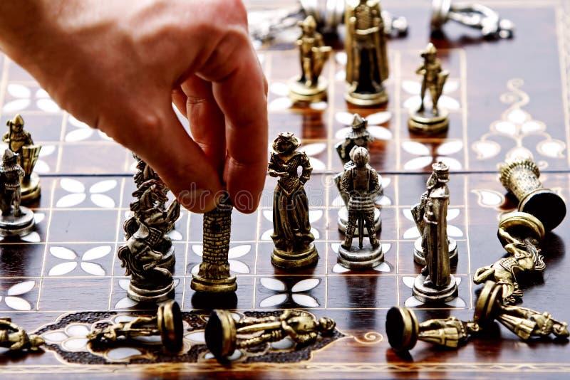 грачонок checkmate стоковое изображение