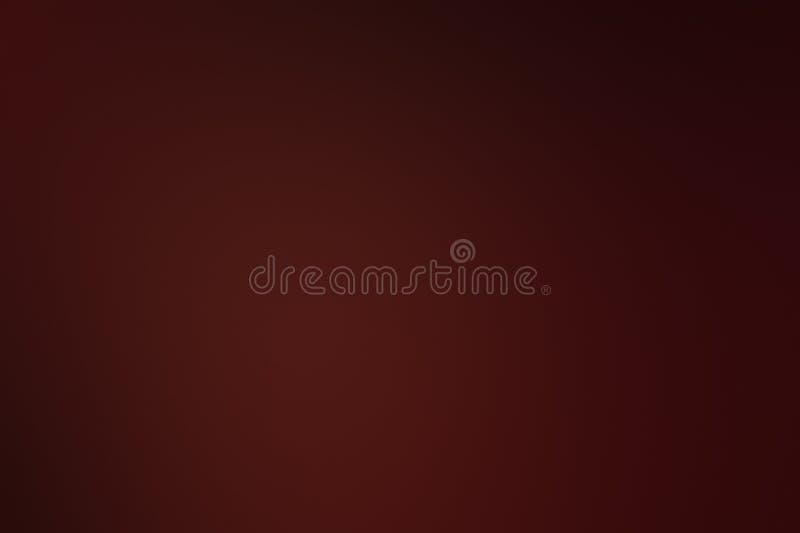 Градиент нерезкости предпосылки Брайна белый красный абстрактный иллюстрация вектора
