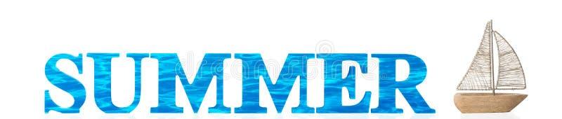 Download Гребля лета стоковое изображение. изображение насчитывающей текст - 40576947